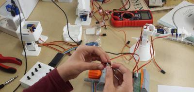 STEM-Educatie bij DOE040